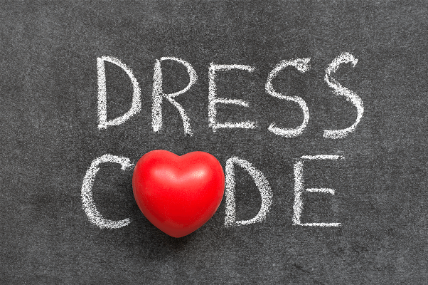 Corporate dress codes for businesses