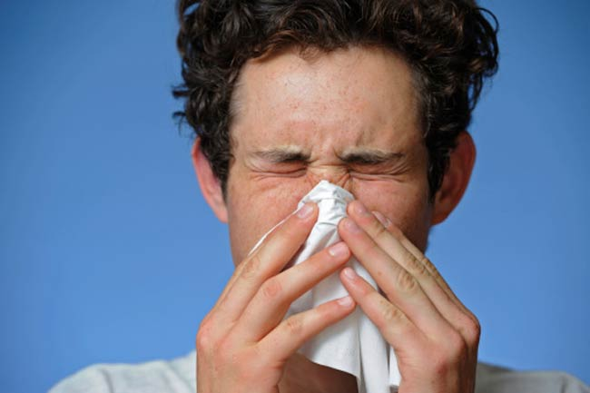 Allergies and how to avoid allergic reactions to corporate clothing