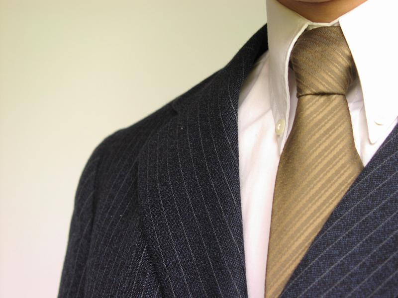 The origins of the #business suit
