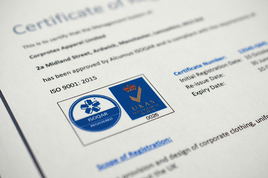 We've successfully renewed our #ISO 9001 certification >>
